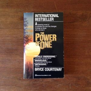 "Bryce Courtenay ""The Power Of One"""